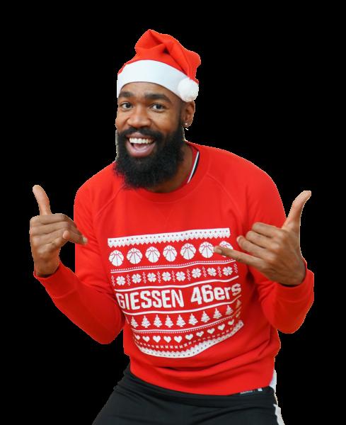 Christmas-Sweater GIESSEN 46ers Herren