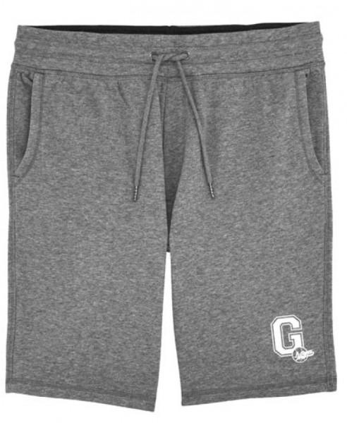 "Shorts ""G- 46ers"" grau"