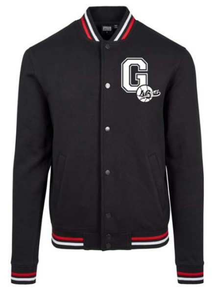 "College-Jacke ""G-46ers"" Unisex"
