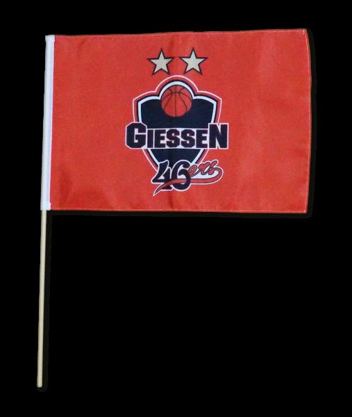 Mini-Fahne GIESSEN 46ers