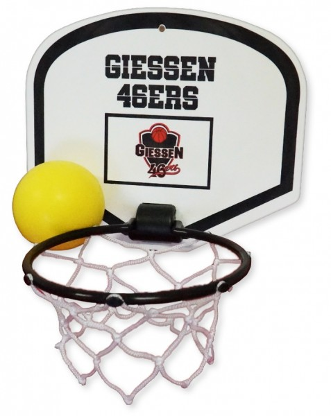 Mini-Basketballspiel GIESSEN 46ers